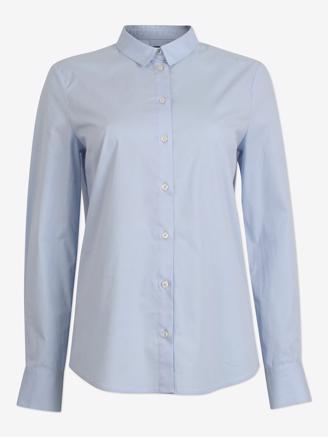 MAGDA SHIRT - BRUNNERA BLUE